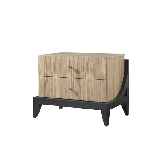 Bonita 2 Drawer Nightstand