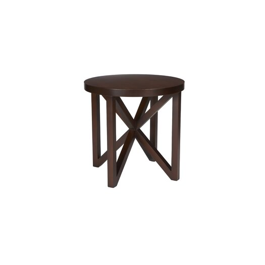 Allan Copley Designs Snowmass End Table