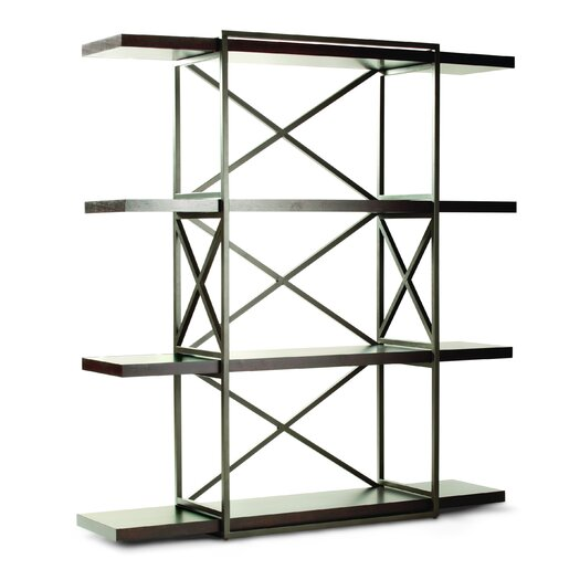 "Allan Copley Designs Snowmass 78"" Bookcase"