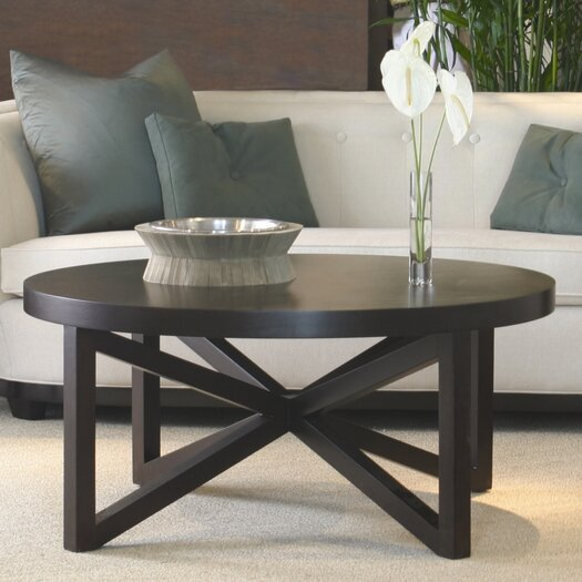 Allan Copley Designs Snowmass Coffee Table