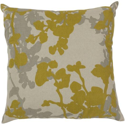 Jef Designs Floral Pillow