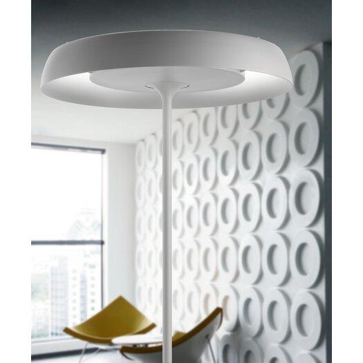 LUXIT Roundlight Floor Lamp