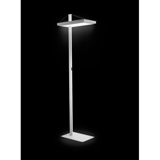LUXIT Brooklyn Asymmetric  Floor Lamp