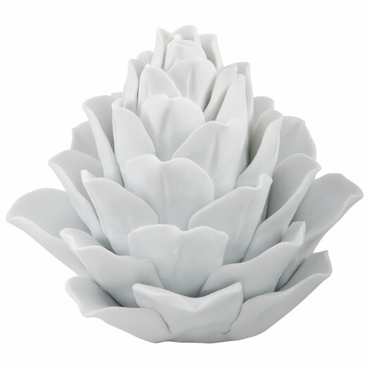 Lazy Susan USA Artichoke Sculpture