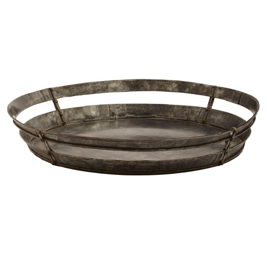 Lazy Susan USA Fortress Round Serving Tray