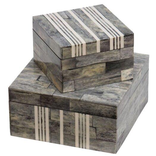 Lazy Susan USA Bone Boxes