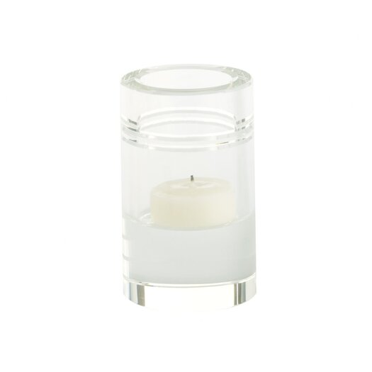 Lazy Susan USA Round Crystal Collar Votive