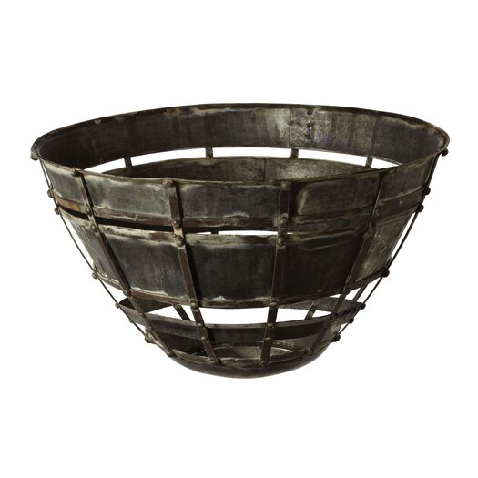 Lazy Susan USA Colossal Fortress Decorative Bowl