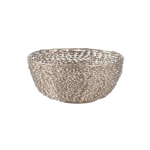 Lazy Susan USA Twisted Wire Bowl