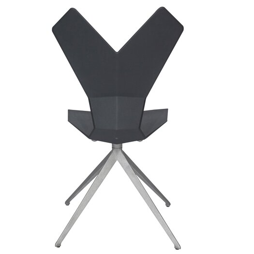 Tom Dixon Y Side Chair with Swivel Base