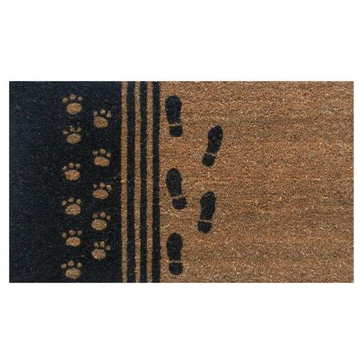 Home & More Man's Best Friend Doormat