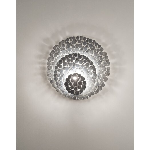 Terzani Tresor 2 Light Wall Sconce