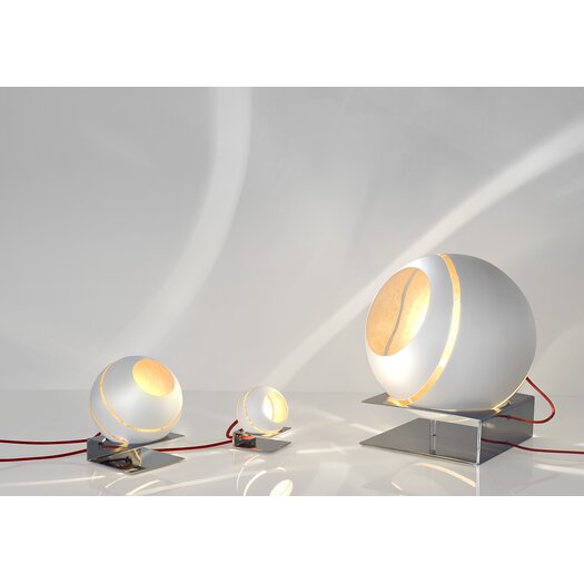 Terzani Bond Table Lamp with Sphere Shade