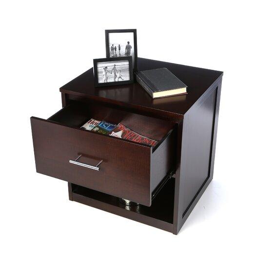 Modus Furniture Modera 1 Drawer Nightstand