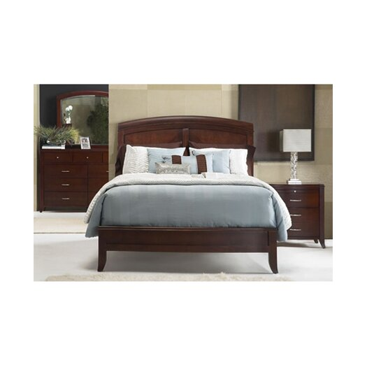 Modus Furniture Brighton Panel Bed