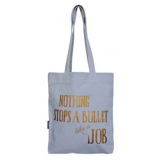 Homeboy Nothing Stops a Bullet Tote Bag