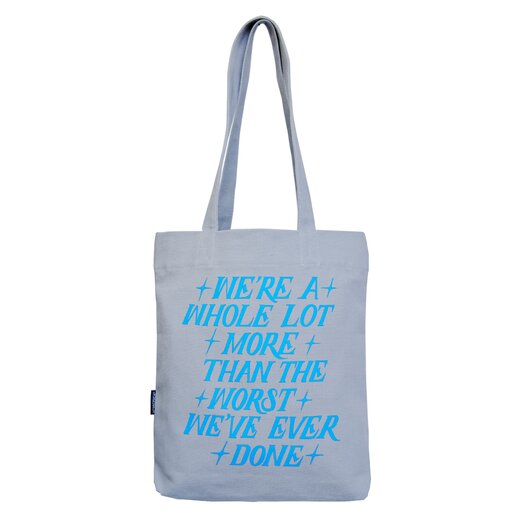 Artecnica Homeboy We're A Whole Lot Tote Bag