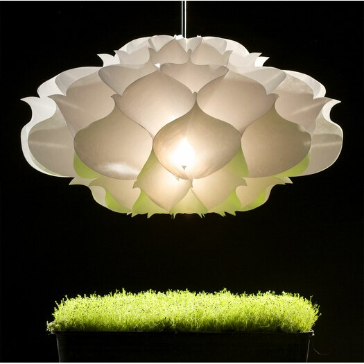 Artecnica Phrena 1 Light Pendant in White