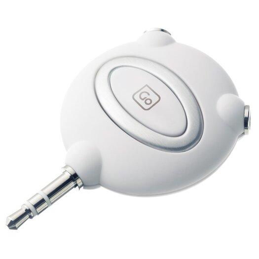 Go Travel Share Music Player Sound Adaptor