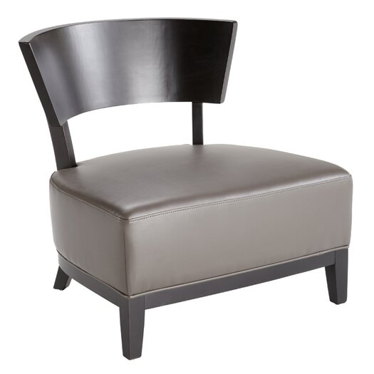 Sunpan Modern Alvarado Slipper Chair