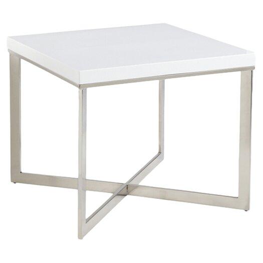 Sunpan Modern Pilot End Table