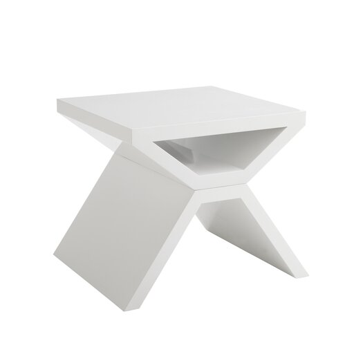 Sunpan Modern Whitaker End Table