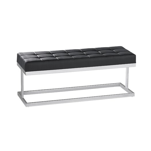 Sunpan Modern Viceroy Entryway Bench