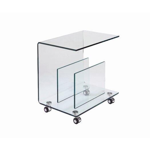 Sunpan Modern Dopio End Table