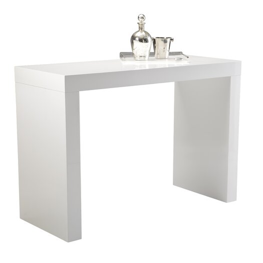 Sunpan Modern Faro C-Shape Dining Table