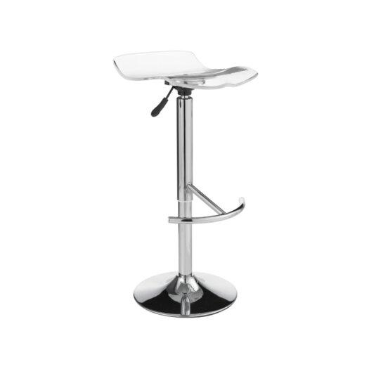 Sunpan Modern California Adjustable Height Bar Stool