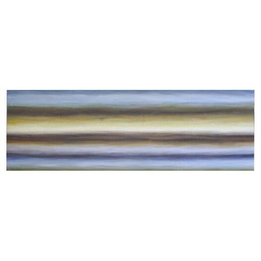 Sunpan Modern Stripes Painting Print
