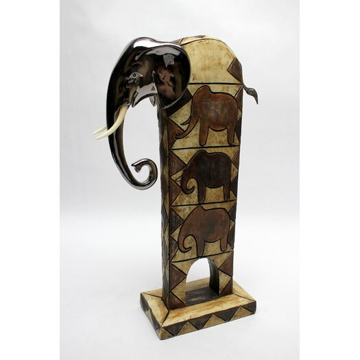 Vita V Home Elephant Figurine