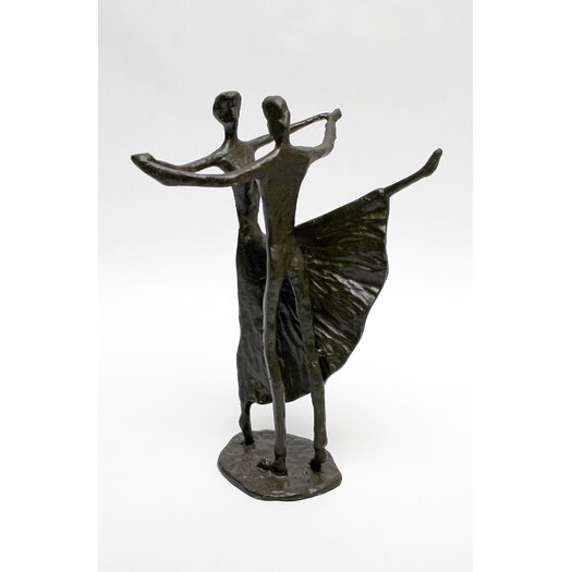 Vita V Home Couple Dancing Figurine