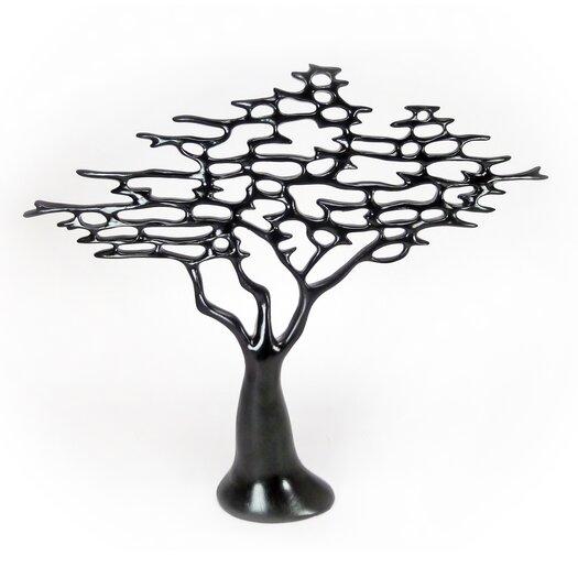 Vita V Home Modern Resin Tree Sculpture