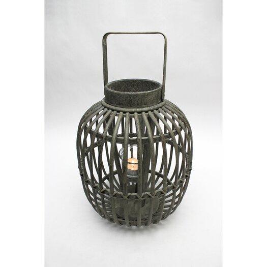 Vita V Home Gola Bamboo Lantern