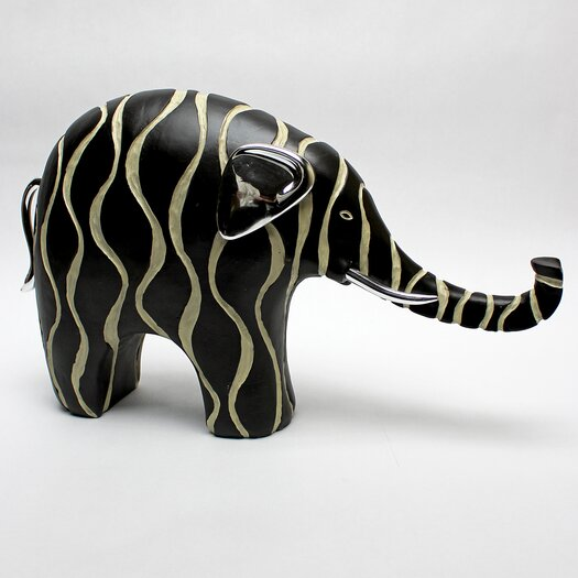 Vita V Home Contemporary Elephant Figurine