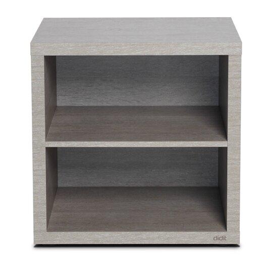 Bestar Clic Furniture Nightstand