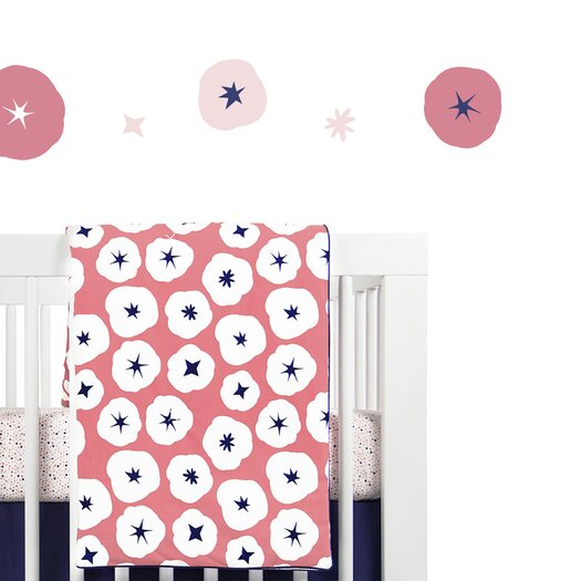 babyletto In Bloom Wall Decal