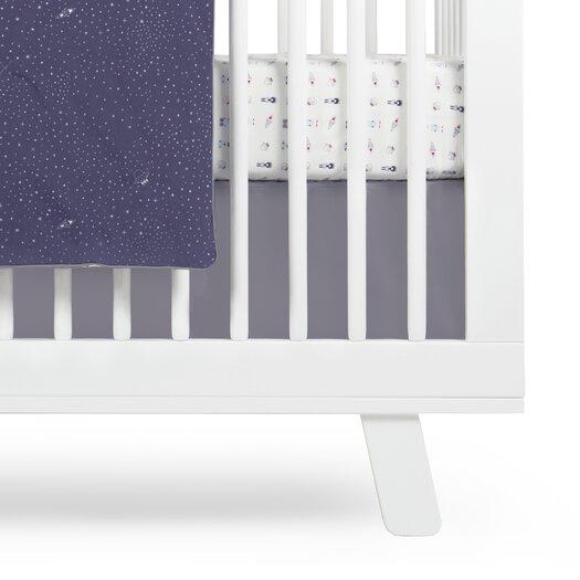 Galaxy Crib Skirt