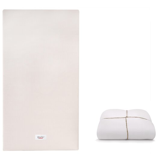 """babyletto COCO Core 3"""" AIR Mattress with Air Cover"""
