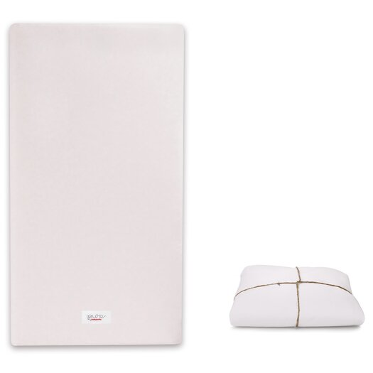 """babyletto PURE Core 5"""" Dry Mattress with Dry Cover"""