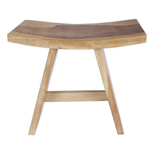 Foreign Affairs Home Decor Shogun End Table / Stool