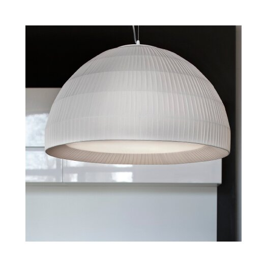 Masiero Tessuti Dome 3 Light Pendant