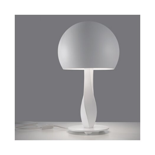 "Masiero Botero 21.65"" H Table Lamp with Bowl Shade"