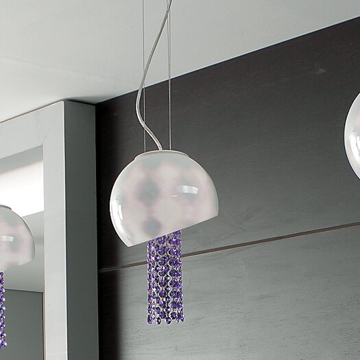 Masiero Frise 1 Light Mini Pendant