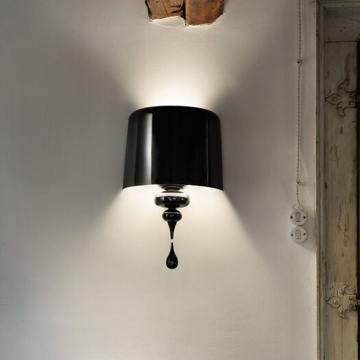 Masiero Eva 3 Light Wall Sconce