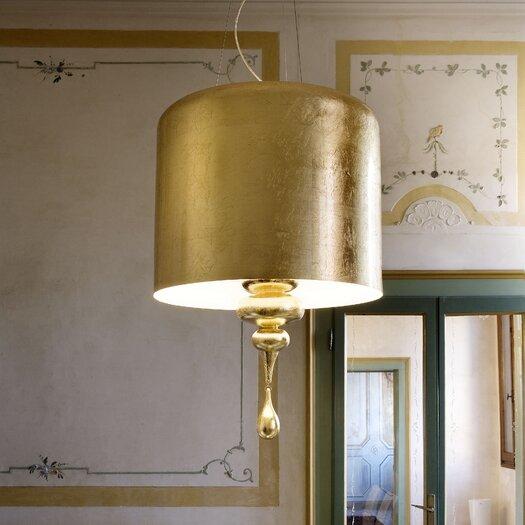 Masiero Eva 3+1 Light Drum Pendant