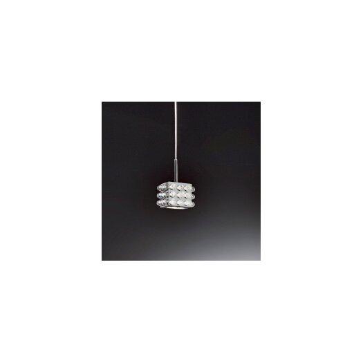 Masiero Cubix 1 Light Pendant