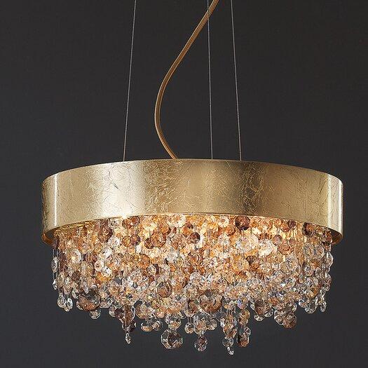 Masiero Ola 6 Light Pendant
