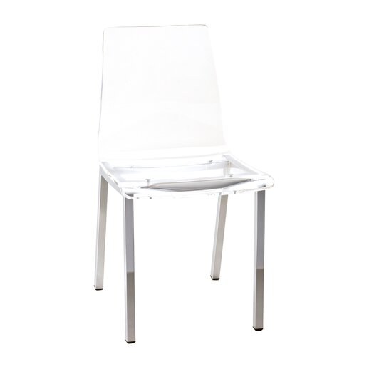 Fox Hill Trading Pure Décor Side Chair